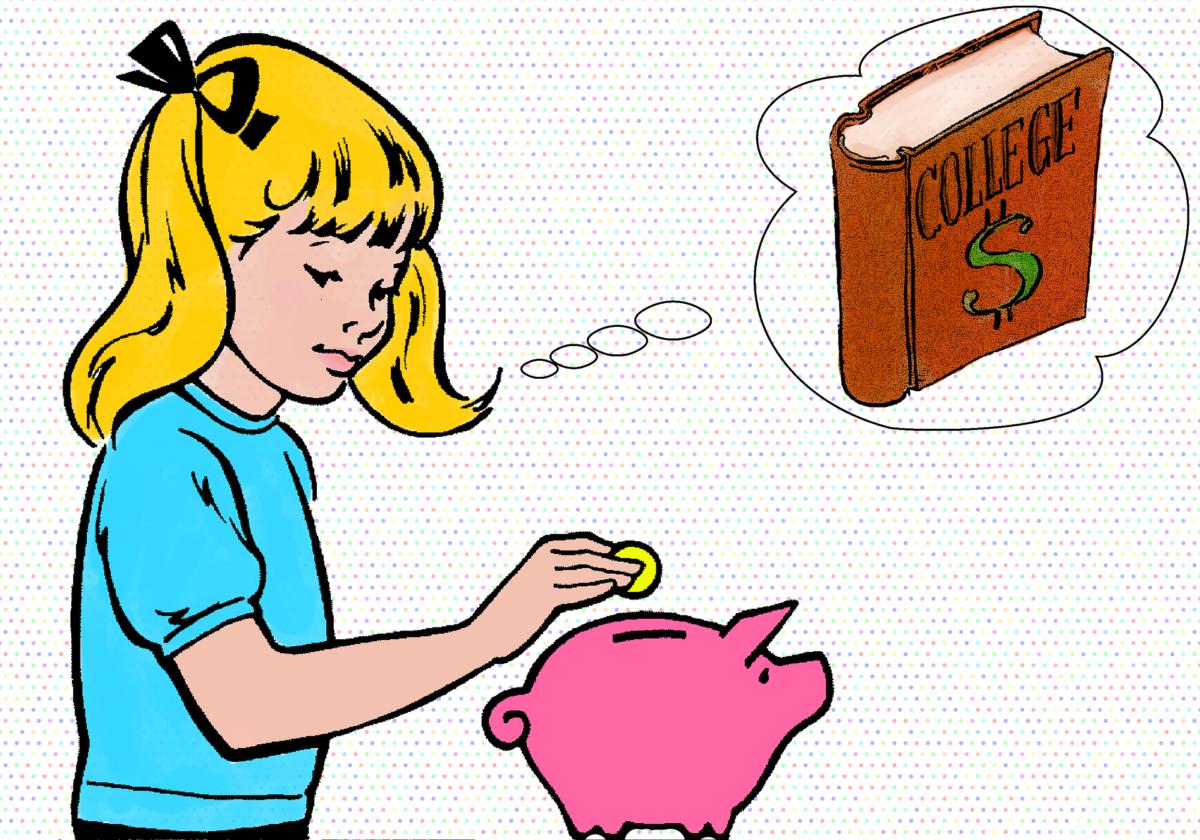 Kinder sollen Cashflow aufbauen