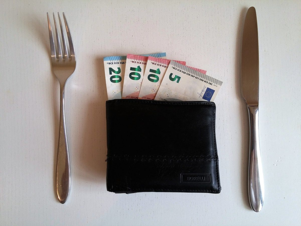 Die Rolle des Geldeingang Konto im Kontenmodell