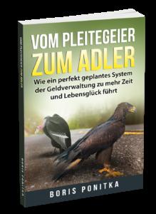Cover eBook Vom Pleitegeier zum Adler
