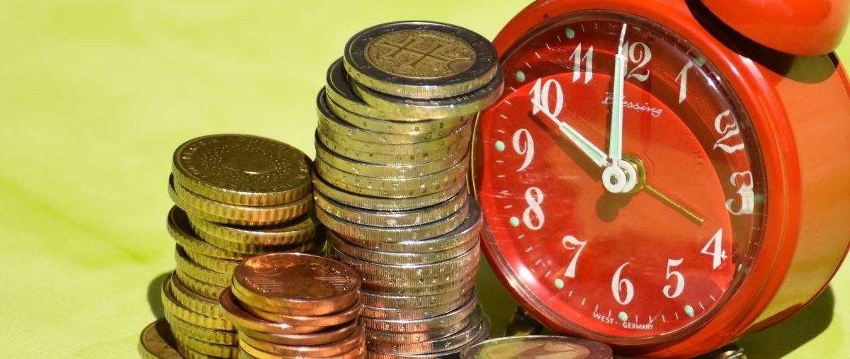 Wie bilde ich finanzielle Rücklagen?