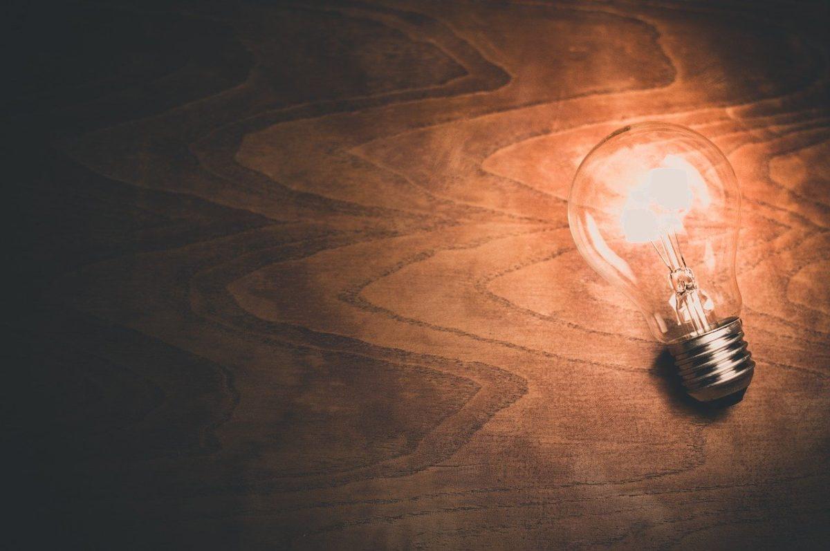 Trotz Stromkosten senken zum Licht