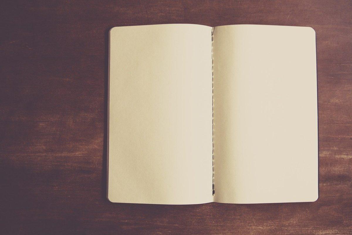 Unser Haushaltsbuch ist leer